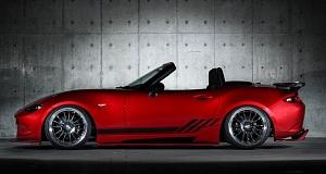 Обвес для родстера Mazda MX-5 от Kuhl Racing