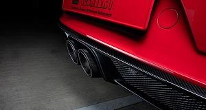 Тюнинг для Porsche 911 GT3 от TechArt