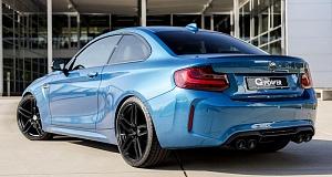 BMW M2 стал сильнее при помощи G-Power