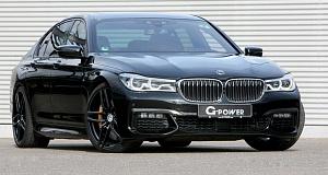 Тюнинг дизельного BMW 750d от G-Power