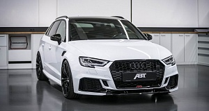 Audi RS3 Sportback с 500 л.с. от ABT Sportsline