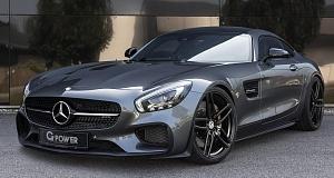 Усиление G-Power для Mercedes-AMG GT
