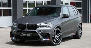 В G-Power существенно усилили BMW X5 M