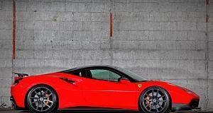 Проект VOS по 900-сильному Ferrari 488 GTB