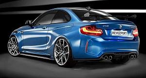 BMW M2 с 480 л.с. от RevoZport