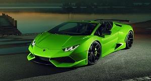 Обвес N-Largo для Lamborghini Huracan