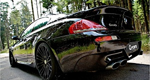 G-Power M6 Hurricane CS. Новый имидж для BMW