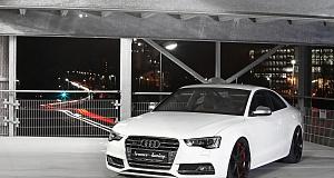 Обновлённое спорткупе Audi S5 положили под нож тюнера Senner