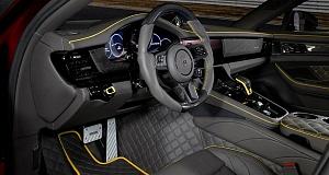 Тюнинг Porsche Panamera 2 поколения от Mansory