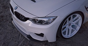 Тюнинг BMW M3 от TAG Motorsports