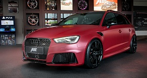 ABT Sportsline еще раз усовершенствовали Audi RS3 Sportback