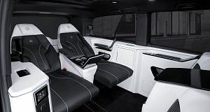 Тюнинг Mercedes V-Class с названием Brabus Business Lounge