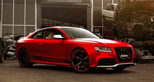 Тюнинг Audi RS5 Coupe от Fostla