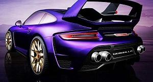Porsche 911 Turbo с 820 л.с. от Gemballa