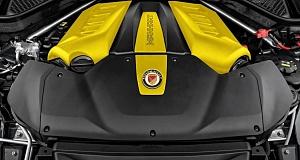 В Manhart усилили BMW X6 M