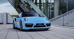 В TechArt разработали новый пакет тюнинга для Porsche 911