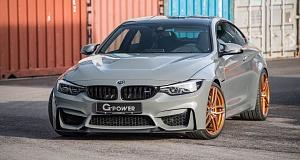 BMW M4 CS с 600 л.с. от G-Power