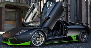 Новая «жертва» Edo Competition — Lamborghini Murcielago LP750