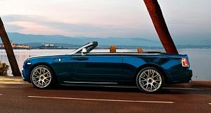 Первый тюнинг Rolls-Royce Dawn