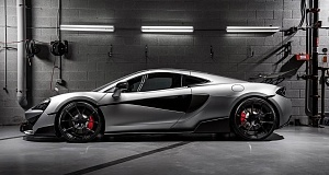 Тюнинг McLaren Sport Series от 1016 Industries
