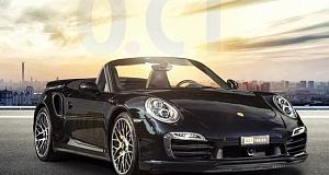 Увеличение мощности Porsche 911 Turbo S от O.CT Tuning