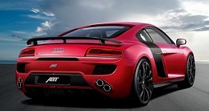 Ателье ABT Sportsline тюнинг проект Audi R8 V10