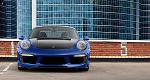 Ателье TOPCAR – Porsche 911 Carrera Stinger