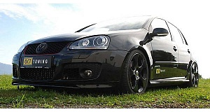 Ателье O.CT Tuning – проект VW Golf 5 GTI Edition 30