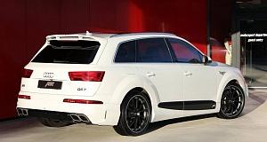 ABT QS7 или тюнинг Audi Q7 II