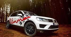 В Wimmer усилили VW Touareg