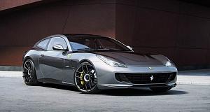 Ferrari GTC4Lusso T с тюнингом от Wheelsandmore