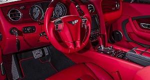 Тюнинг от компании Mansory автомобилей Ferrari F12 Berlinetta и Bentley Continental GT