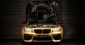 BMW MH2 630 или тюнинг BMW M2 от Manhart