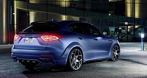 Novitec Esteso или тюнинг Maserati Levante