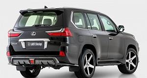 Тюнинг Lexus LX от специалистов из Larte Design