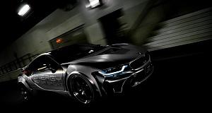 Cyber Edition для BMW i8