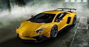 Lamborghini Aventador SV с тюнингом от Novitec Torado