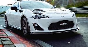 Новый тюнинг Toyota GT86 от Gazoo Racing