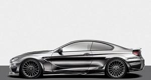 BMW M6 Mirr6r созданный руками специалистов Hamman