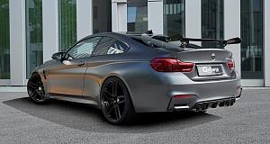 В G-Power автомобиль BMW M4 GTS стал существенно мощнее