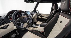 Mercedes-AMG G65 с 900 л.с. от Brabus