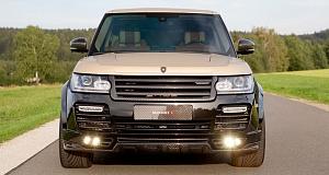 Тюнинг Mansory для Range Rover SVAutobiography