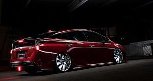 В Wald произвели тюнинг Toyota Prius 4
