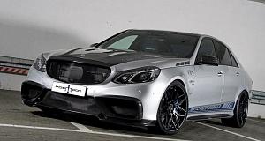 RS850+ или тюнинг Mercedes-AMG E63 S W212 от Posaidon