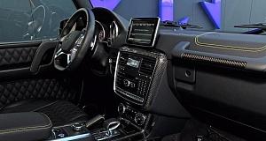 RS 850 или Mercedes-AMG G63 с 850 л.с.
