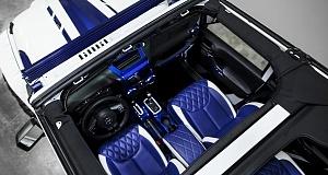 Voltron Motors с тюнингом Jeep Wrangler Unlimited Sport