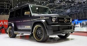 Ателье Hamman, проект Mercedes-Benz G65 AMG Spyridon
