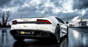 O.CT Tuning сделали Lamborghini Huracan мощнее
