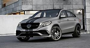 Тюнинг Mercedes-AMG GLE 63 Coupe от ателье Wheelsandmore