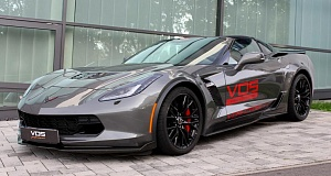 Corvette Z06 с 740 л.с.от VOS Performance